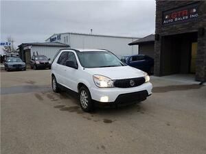 2006 Buick Rendezvous CX * SMOOTH RIDE AND SAFE SUV FOR WINTER *
