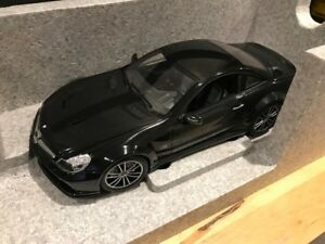 1/18 Diecast Minichamps Mercedes Benz SL65 AMG DEALER