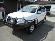 2007 Toyota Landcruiser Prado KDJ120R MY07 GX (4x4) White 6 Speed Manual Wagon Wacol Brisbane South West Preview