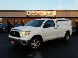 2008 Toyota Tundra SR5 REGULAR CAB **COMMERCIAL CAP INCLUDED**