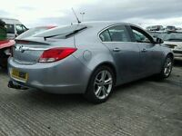 2011 Spares VAUXHALL INSIGNIA heater starter motor blower sat nav cd500 fan alloys handle shocker