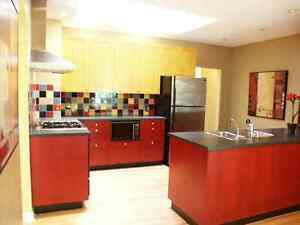 Furnished, 3-Bedroom House - Inner-City Skyline Views