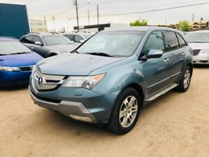 2007 Acura MDX Technology Pkg
