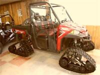 Polaris Ranger 900 XP LE with Trax - Only $475 per month