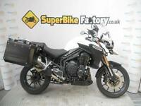 2014 14 TRIUMPH TIGER EXPLORER 1215