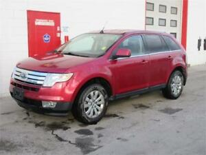 2009 Ford Edge Limited ~ V6 awd ~ Heated leather ~ $8999
