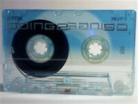 6 MORE RARE VINTAGE TDK CASSETTE TAPES ; CDing2 50, SUPER D90, CDingII 74, CDingI 90, D46, CDing2 60