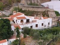 Swap or sell detached House in Granada Spain for UK