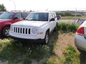 2012 Jeep PATRIOT Sport For Sale Edmonton