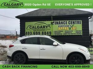 *PRESTINE* *MINT FULLY LOADED LUXURY !* 2013 INFINITI EX37!