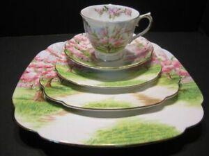 Royal Albert Blossom Time 35 piece Bone China set