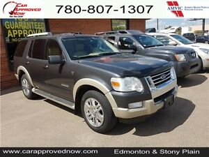 2007 Ford Explorer Eddie Bauer Leather Loaded 7 Passanger