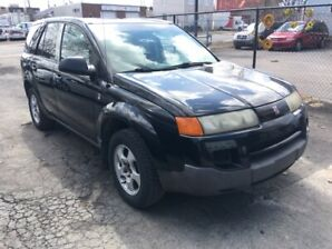 Saturn Vue 4dr SUV FWD Manual 2004