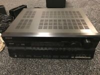 Onkyo TX-SR806 7.1 Channel A/V Receiver with Jamo A102 7.1 Speaker Set