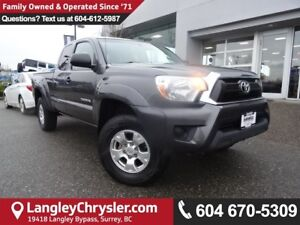 2014 Toyota Tacoma *ONE OWNER*LOCAL BC TRUCK*
