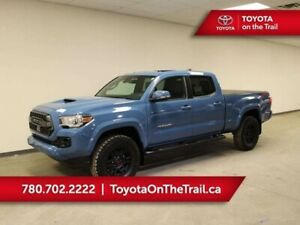2019 Toyota Tacoma CUSTOM TRAIL EDITION DOUBLE CAB V6 4X4 TRD SP