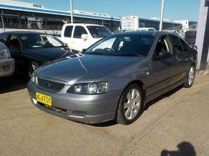2005 Ford Falcon BA Mk II XT Silver 4 Speed Sports Automatic Sedan North St Marys Penrith Area Preview