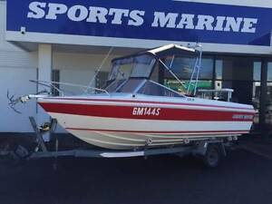 Haines Hunter 530SR Gepps Cross Port Adelaide Area Preview