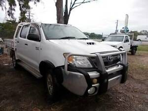 2007 Toyota Hilux SR Manual Ute Mount Louisa Townsville City Preview