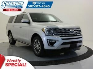 2018 Ford Expedition Limited Max 4x4 - Leather, SYNC Connect