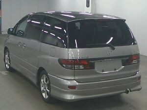 2004 Toyota Estima MCR30 Premium Grey 4 Speed Tiptronic Wagon Taren Point Sutherland Area Preview