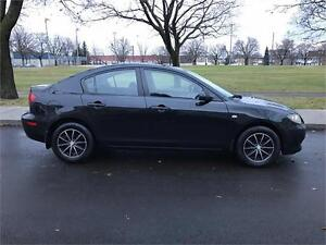 2006 MAZDA 3 , AUTOMATIQUE , AIR CLIMATISE , 4 CYLINDRE, 2.0 LIT