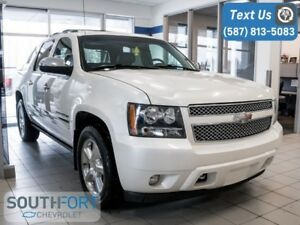 2011 Chevrolet Avalanche 4WD Crew Cab LTZ Fully Loaded!! NAV+DVD