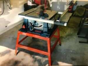 Bosch table saw - 10 inch