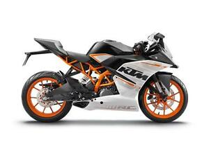 2015 KTM RC390 - New Limited Stock
