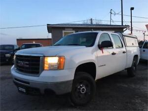 2008 GMC Sierra 2500HD SLE CREWCAB **CLEAN CARPROOF**CERTIFIED