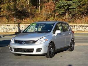 2012 NISSAN VERSA...LOADED!! NO DOWN PAYMENT? NO PROBLEM!!