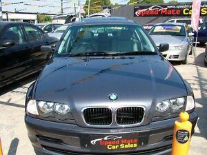 2001 BMW 318I E46 Executive 4 Speed Auto Steptronic Sedan Coburg North Moreland Area Preview