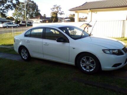 2008 Ford Falcon Lithgow Lithgow Area Preview