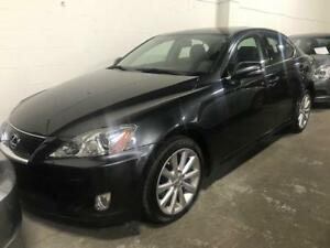 2009 LEXUS IS 250 AWD|ONE OWNER|LOW KMS|SUNROOF|HEATED SEATS