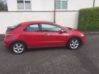 HONDA CIVIC SE I-VTEC (AUTO) TRIP TONIC, 5 DOOR 2010, EX CONDITION, LONG MOT, ELEC WINDOWS/MIRRORS