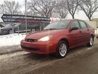 2004 Ford Focus LX YOU WERE APRVED YESTERDAY