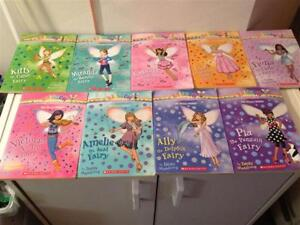 Rainbow Magic Fairy Chapter Books - various titles gently used