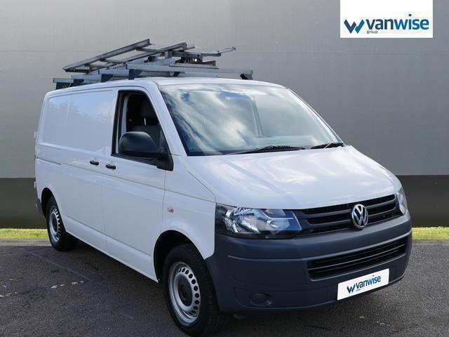 2012 Volkswagen Transporter 2.0 TDI BlueMotion Tech 84PS Van Diesel white Manual