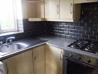 A modern purpose built 2 DOUBLE BEDROOM FURNISHED 1ST FLOOR FLAT STATION COURT CROSSGATES LEEDS LS15