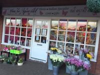 FLORISTRY, CARD & GIFT SHOP BUSINESS REF 146067
