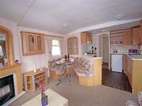 3 bed cheap family caravan for sale in essex, family holiday park 12 month owner season