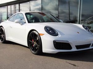 2017 Porsche 911 Carrera S Local Edmonton Vehicle - Clean Carpro