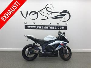 2010 Suzuki GSX-R 750-Stock#V2817- Free Delivery in the GTA**
