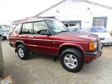 2000 Land Rover Discovery ES V8 (4x4) Burgundy 4 Speed Automatic Wagon North St Marys Penrith Area Preview