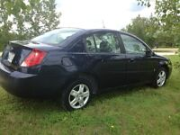 2007 Saturn ION Sedan - only 93,000 km