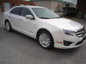 2011 Ford Fusion Hybrid,GAS SAVER,ACCIDENT FREE