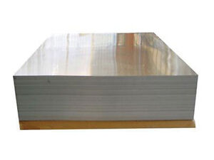 STAINLESS STEEL WALL CLADDING SHEETS 8x4 (2500mmx1250mm) Brushed Finish 430