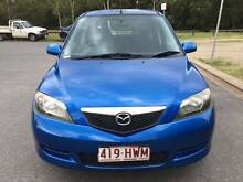 2004 MAZDA 2 MAXX, 5 DOOR HATCH, LOW KM'S, 6 MONTHS REGO + RWC !! Woolloongabba Brisbane South West Preview