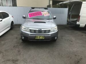 2010 Subaru Forester MY10 2.0D Silver 6 Speed Manual Wagon Sutherland Sutherland Area Preview