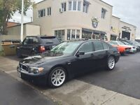 Bmw 745i 2003 fully equipped 7 450$